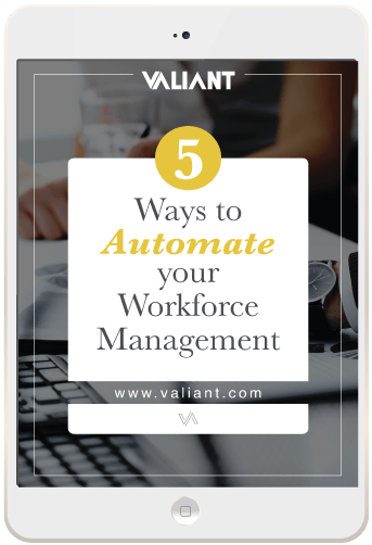 5 Ways to Automate your Workforce Management System