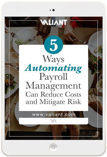 Automate your Payroll and Reduce Costs