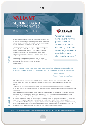 Case Study SecuriGuard