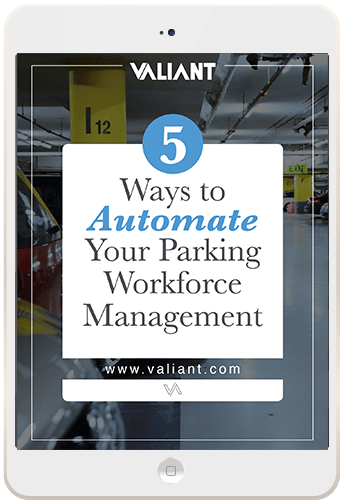 5 Ways to Automate your Parking Workforce