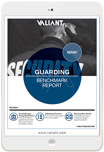 2019 Guarding Benchmark Report