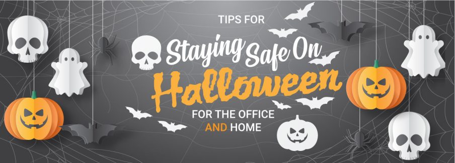 Security Tips on Staying Safe on Halloween