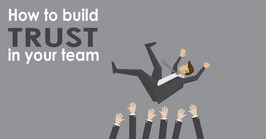 how to build trust in your team