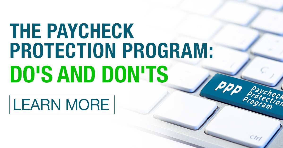 Payroll Protection Program
